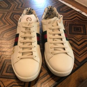 Gucci Shoes - Gucci Ace Sneakers - size 39 New in Box